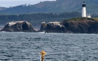 InShore Mooring Test 2 Buoy