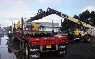 HDD Shaft Truck