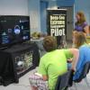 D.E.E.P. Video Game. (Photo credit: Charina Cain Layman, Birch Aquarium at Scripps)