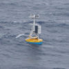 OOI Southern Ocean Array Surface Buoy.  Photo Credit: National Science Foundation's Ocean Observatories Initiative