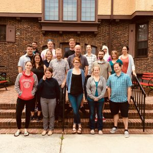 OOI Biology Data Workshop Participants