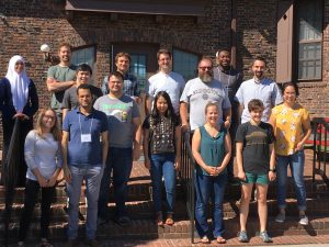 OOI Geology Data Workshop Participants