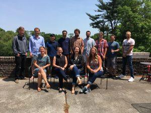 OOI Physics Data Workshop Participants