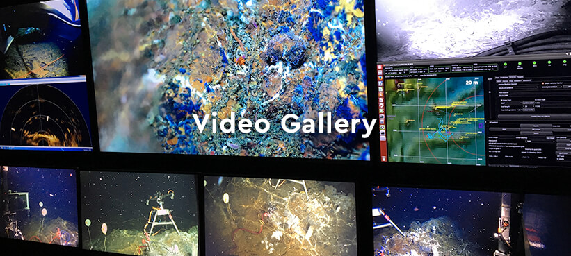 OOI Video Gallery